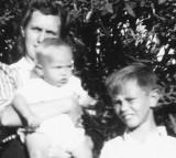 Mom, Robert and Me Chuck Kuhn
