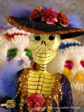 san miguel: day of the dead lady