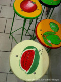 fruit seating