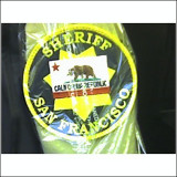 SF sheriff patch which failed to be approved for uniform gear