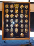 The 2007 Nationals and rare badge collections