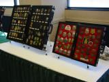 rare items at display at the show