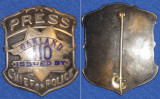 oakland press badge