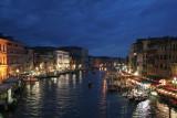 Le Grand Canal ... de nuit