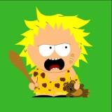 Caveman at South Park