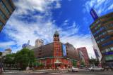 Walking around Sapporo