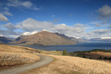 Lake Wakatipu & Cecil Peak