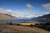 Outlook to Lake Wakatipu