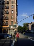 Crossing Broadway