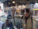Window shopping in Murano
