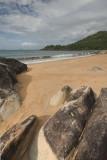 Beach and rocks, Hinchinbrook Island DSC_0022