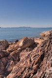 Cleveland Bay,  rocks foreground R0010328