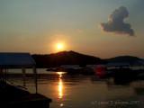 Cheat Lake Sunset.