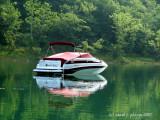 Morning Calm on Cheat Lake.