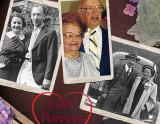 Grandma and Grandpa Love Forever