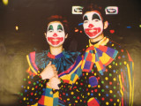 Unisex fashion á la Malta Carnival in 1995.