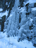 Melting Snow Creates New Views