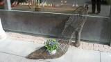 A bigfooted Cinderella was here?