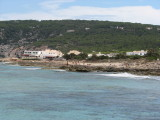 Es Calo village from Ses Plagettes
