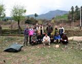 Trek participants