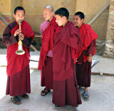 Monk's Recital