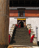 Entrance to Dzong