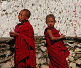 Children monks