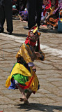 Paro Festival Bhutan