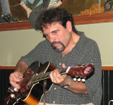Henri Nigro Playing Guitar