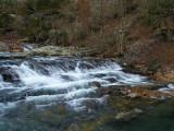 Falls Of The Little Missouri River