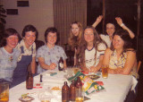Roxanne, Nancy, Sharon, Anne, Brenda, Donna & Cindy