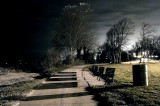 Sayville at Night