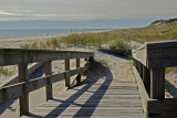 Fire Island Walkway to the Ocean
