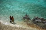enter the caribbean sea