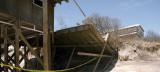 fallen deck