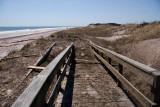 Sand on the Ramp