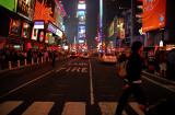 Fire Lane, Times Square