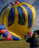 balloon under control