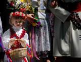 Polish Flower Girl