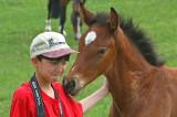 Paul  & pony