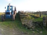Hadrian's Wall--at Willowford Farm