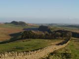 Hadrian's Wall,looking East to Hotbank