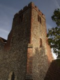 Lindsell Church;the tower