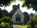 All Saints church,Theydon Garnon