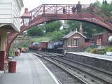 The station,Goathland