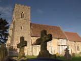 All  Saints  Church , Castle  Camps.