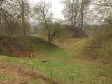 Berkhamsted  Castle , the  motte