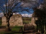 Eynsford Castle,the entrance/gateway