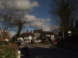 Eynsford village