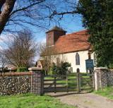 St.John and St.Giles church,Great Easton